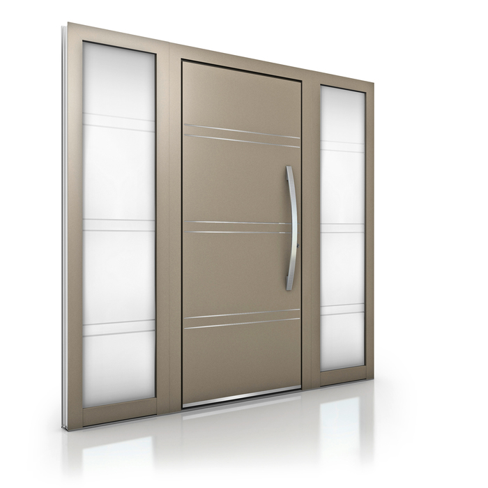 Türen mit Seitenteilen